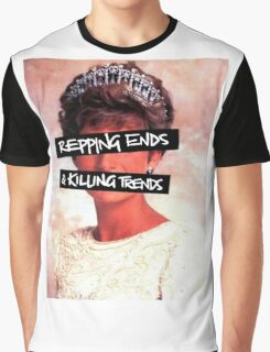 Repping ends and killing trends Graphic T-Shirt