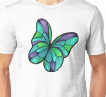 Butterfly Blurple Unisex T-Shirt
