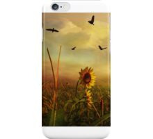searching for the sunshine iPhone Case/Skin
