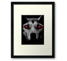 SNES Reboot - DOG SPIRIT  Framed Print