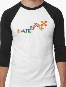 The Name Game - Kate Men's Baseball ¾ T-Shirt