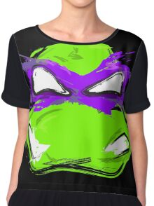 Donatello Chiffon Top