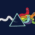 Dark side of the worm by MathijsVissers