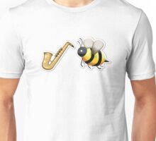 Emoji Jazz Bee Unisex T-Shirt