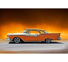 1957 Ford Fairlane 500 Photographic Print