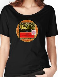 Vocation label 1920's design! Women's Relaxed Fit T-Shirt