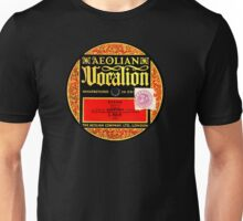 Vocation label 1920's design! Unisex T-Shirt
