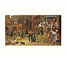 The Prodigal Son Art Print