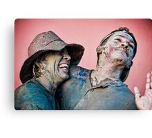 J'Ouvert love Canvas Print