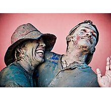 J'Ouvert love Photographic Print