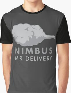 Nimbus Air Delivery  Graphic T-Shirt