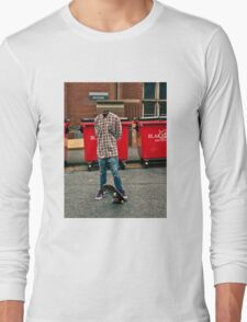 No Flesh - Karl Child Long Sleeve T-Shirt