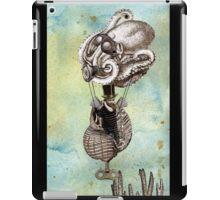 Flotilla - Trejean & Octopus iPad Case/Skin