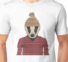 Seb the badger  Unisex T-Shirt