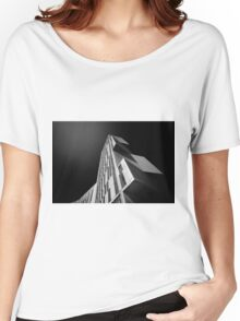 Broadcasting Tower in Leeds Women's Relaxed Fit T-Shirt