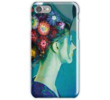 Fleur 2 iPhone Case/Skin