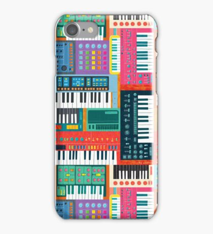 Synthusiast iPhone Case/Skin