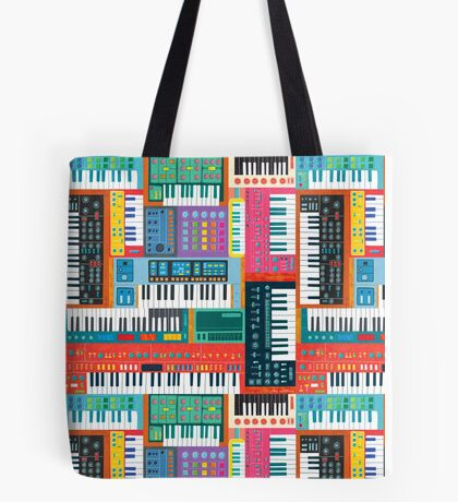 Synthusiast Tote Bag