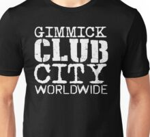 Gimmick Club City Worldwide Unisex T-Shirt