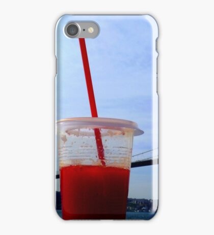TchinTchin? Where did I enjoy my drink? iPhone Case/Skin