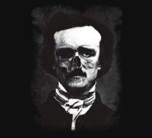 Edgar Poe Horror Mask by futbolko