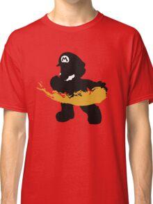 Fireball Mario Classic T-Shirt