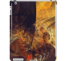 Abstract Notes Fractals iPad Case/Skin