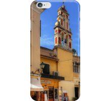 Aghios Vasilios Church iPhone Case/Skin