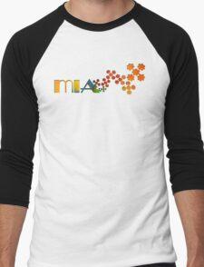 The Name Game - Mia Men's Baseball ¾ T-Shirt