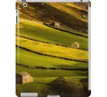 Swaledale Barns - Yorkshire Dales iPad Case/Skin
