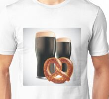 Beer and pretzels Unisex T-Shirt