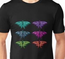 Technicolor Butterfly Collection Unisex T-Shirt
