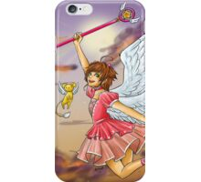 On Wings iPhone Case/Skin