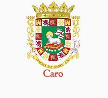 Caro Shield of Puerto Rico Unisex T-Shirt