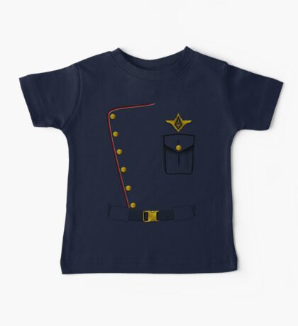 Battlestar Blues Baby Tee