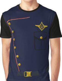 Battlestar Blues Graphic T-Shirt