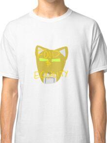 Yellow Lion: Voltron Legendary Defender Classic T-Shirt