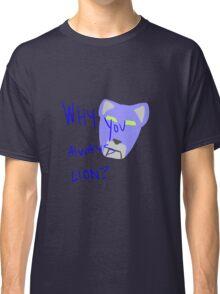 Blue Lion: Voltron Legendary Defender Classic T-Shirt