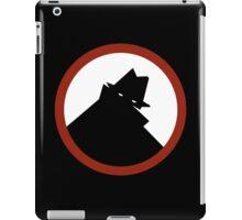 Stranger Danger - Vintage Block Watch Design -  iPad Case/Skin