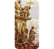 Prague St. Nicholas Church iPhone Case/Skin