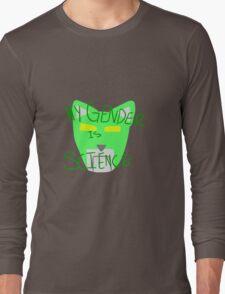 Green Lion: Voltron Legendary Defender Long Sleeve T-Shirt