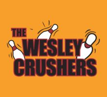 Big Bang Theory - Wesley Crushers by tvmovietvshirt