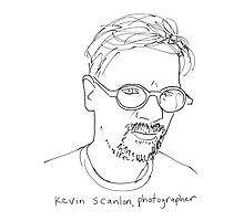 Kevin Scanlon, Photographer Photographic Print