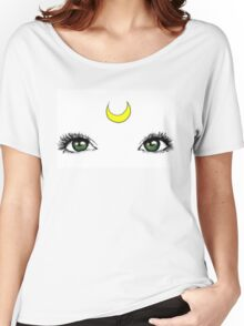 Sailor Moon Eyes Women's Relaxed Fit T-Shirt