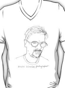 Kevin Scanlon, Photographer T-Shirt