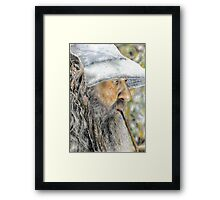 Gandalf The Grey - The Hobbit: An Unexpected Journey Framed Print