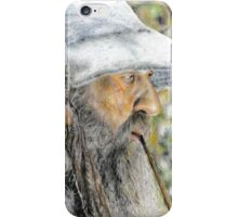 Gandalf The Grey - The Hobbit: An Unexpected Journey iPhone Case/Skin