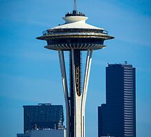 Space Needle by RandyHume