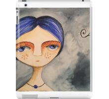 Lena iPad Case/Skin