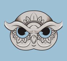 owl face Kids Tee